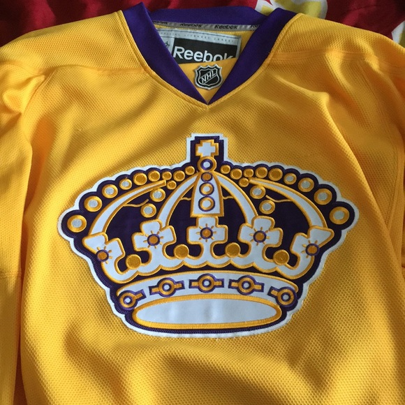 quality design 18f1a ae223 LA Kings throwback jersey
